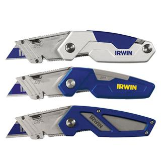 irwin knife how to change blade