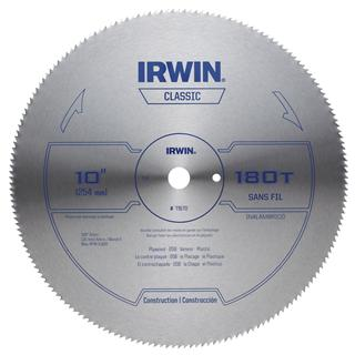 Irwin steel circular saw blades tools irwin tools irwin steel circular saw blades greentooth Gallery