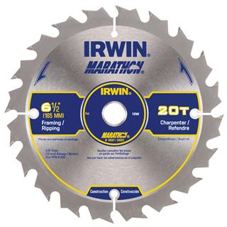 Circular saw blades tools irwin tools marathon portable corded circular saw blades greentooth Choice Image