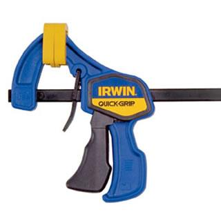 One Handed Mini Bar Clamps Tools Irwin Tools
