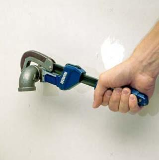 Click a thumbnail to view a larger image & Quick Adjusting Pipe Wrench - Tools - IRWIN TOOLS