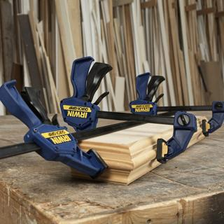 Sl300 One Handed Bar Clamps Spreaders Tools Irwin Tools