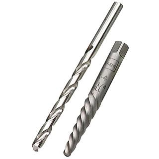 Spiral Extractor Amp Drill Bit 537 Series Combo Packs