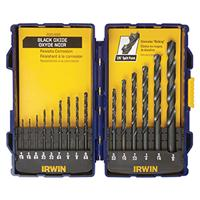 15 Piece Turbo Point Drill Bit Set