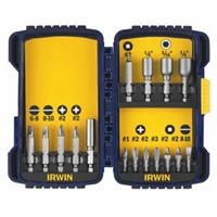 16pc Screwdriver Bit Set