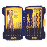 18 Piece Turbomax Drill Bits Sets