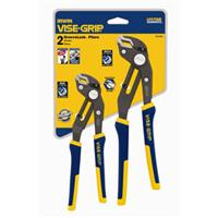 2-pc GrooveLock Pliers Set