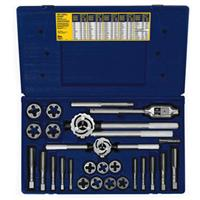 25-pc Metric Tap & Hex Die Set