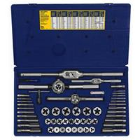 53-pc Metric Tap & Hex Die Set