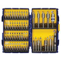 54-Piece Screwdriver Bit Set
