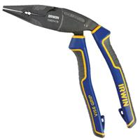 "8"" Ergomulti Long Nose Pliers with Wire Stripper & Wire Crimper"