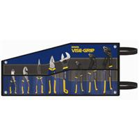 8-pc GrooveLock Pliers Set