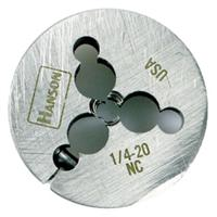 Adjustable Round Fractional Dies Right & Left-hand (HCS)