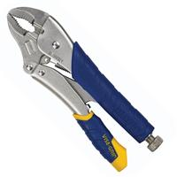 Fast Release™ Curved Jaw Locking Pliers with Wire Cutter