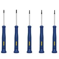 IRWIN® TorqueZone™ 5 PC Precision Screwdriver Set
