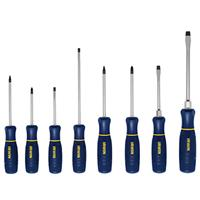 IRWIN®  TorqueZone™ 8 PC Screwdriver Set