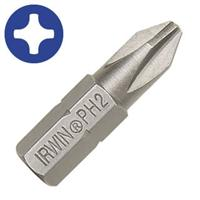 Phillips® Head Insert Bits
