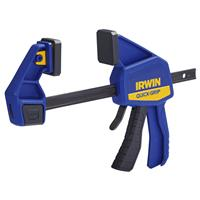 QUICK-GRIP® Medium-Duty One-Handed Bar Clamps