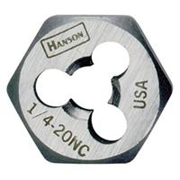 Re-threading Hexagon Fractional Dies Right & Left-hand (HCS)