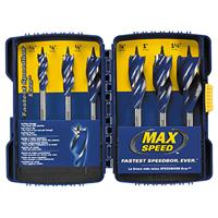 Speedbor MAX Speed Bit Sets